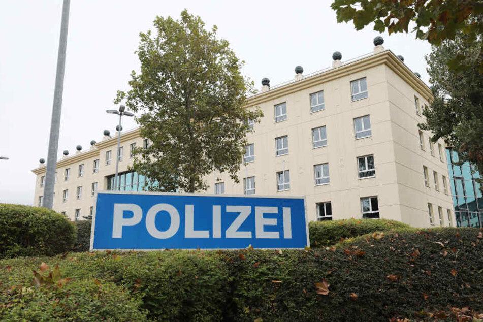 Die Polizeiinspektion in Gotha. Die beschuldigten Polizisten wurden hier eingesetzt.