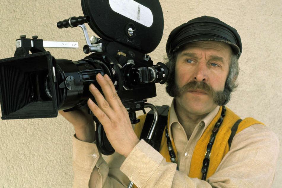 Der Kameramann Justus Pankau ist tot.