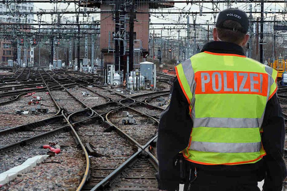 Ein 22-jähriger Mann flog aus einem Zug, weil er kein Ticket besaß. Er lief anschließend auf den Gleisen weiter Richtung Halle (Saale). (Symbolbild)
