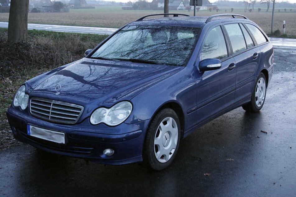 Zwischenzeitlich suchte die Polizei auch das Auto des ehemaligen Ratsherrn.