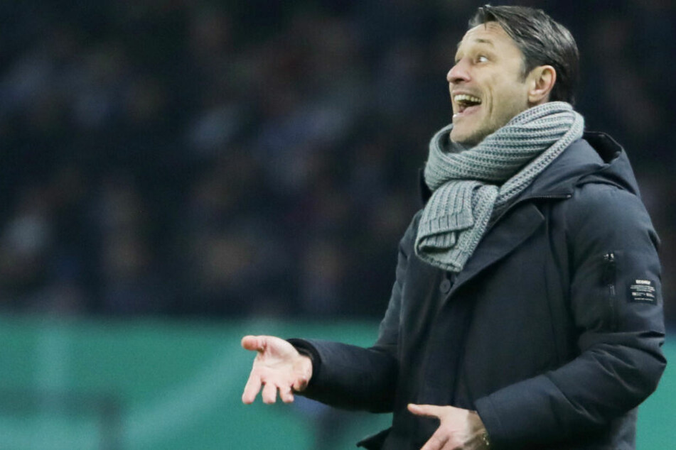 Bayern-Trainer Niko Kovac musste den Aussetzer von Mats Hummels mit ansehen.
