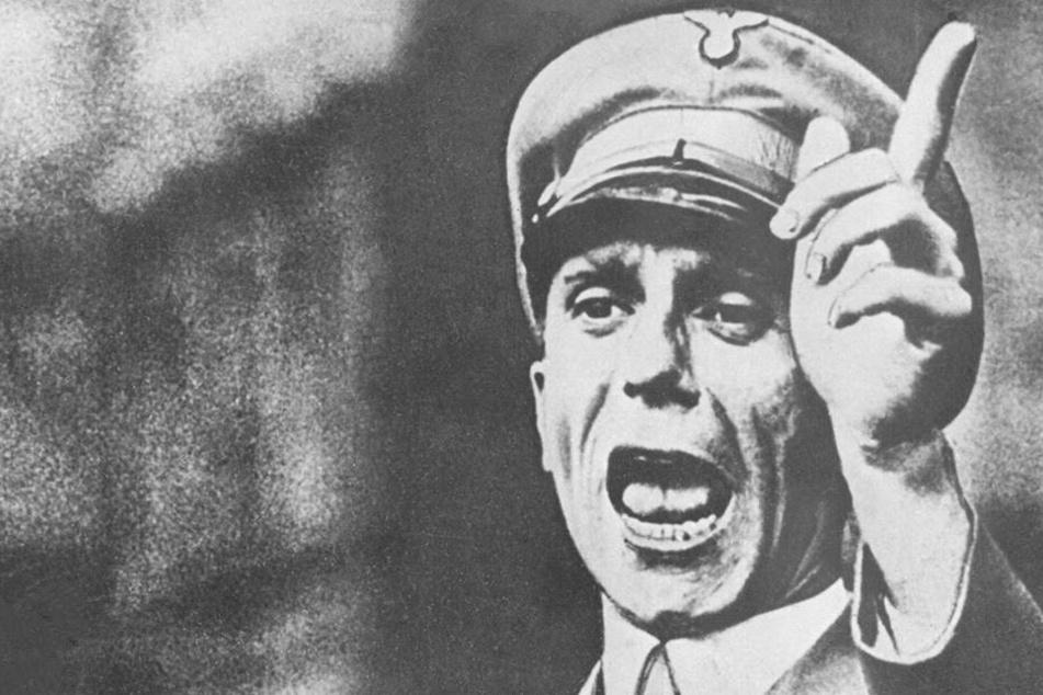 Joseph Goebbels war einer der engsten Vertrauten Hitlers und zugleich Reichsminister für Volksaufklärung und Propaganda.