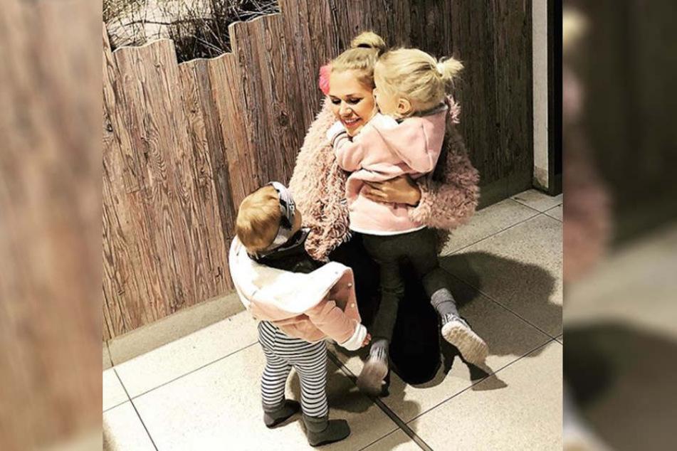 Ihre Töchter liebt Sara über alles. Deshalb achtet sie auch auf die individuellen Bedürfnisse der Kleinen.