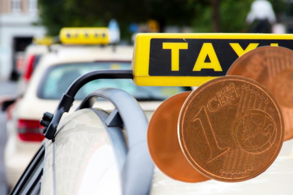 Drei Cent Trinkgeld und ein Polizeieinsatz