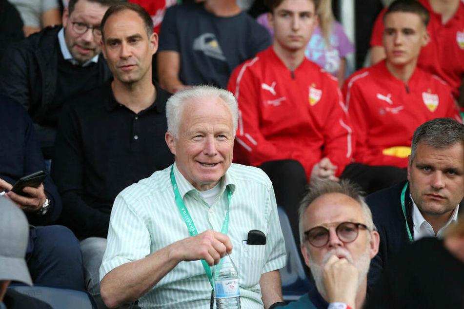 Frieder Schrof geht nach sechseinhalb Jahren RB in seinen wohlverdienten Ruhestand.