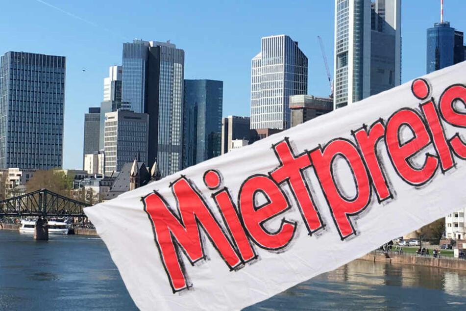 Die Wohnungsnot hat auch Auswirkungen auf die Mietpreise in Frankfurt (Symbolbild).