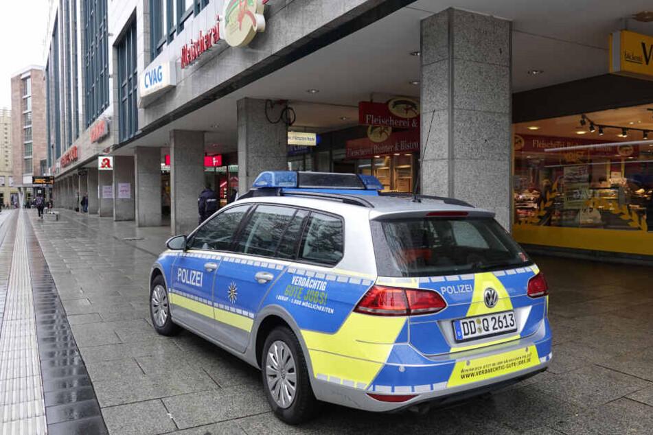 Polizeieinsatz an der Zenti: 32-jähriger Security verletzt