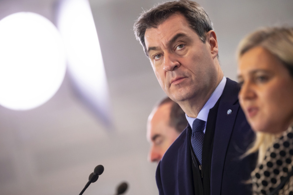 Kabinett in Coronavirus-Zeiten: Bayern sucht weitere Wege aus der Krise