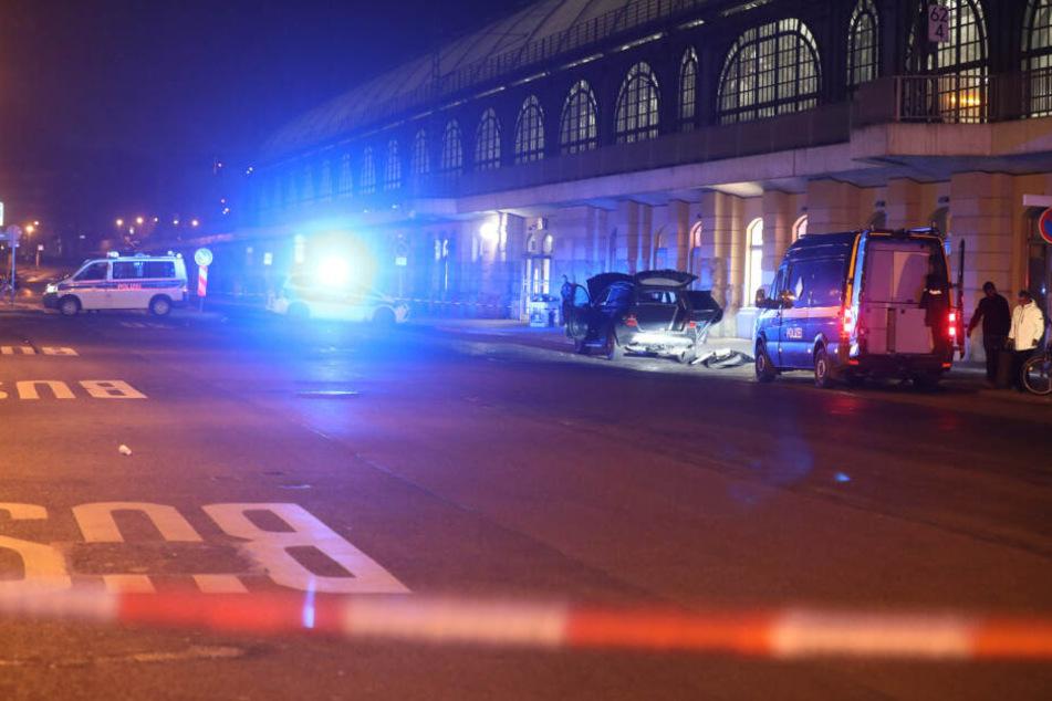 Am Hauptbahnhof machte die Bundespolizei die riesige Entdeckung.