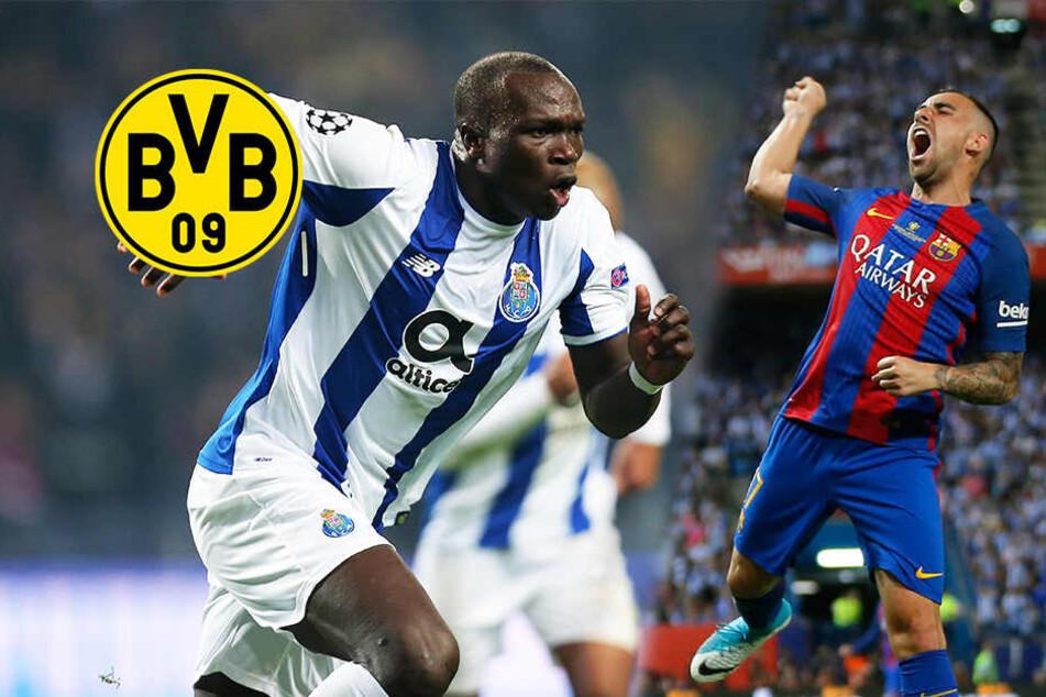Stürmersuche geht weiter: Wildert der BVB bei Barcelona und Porto?