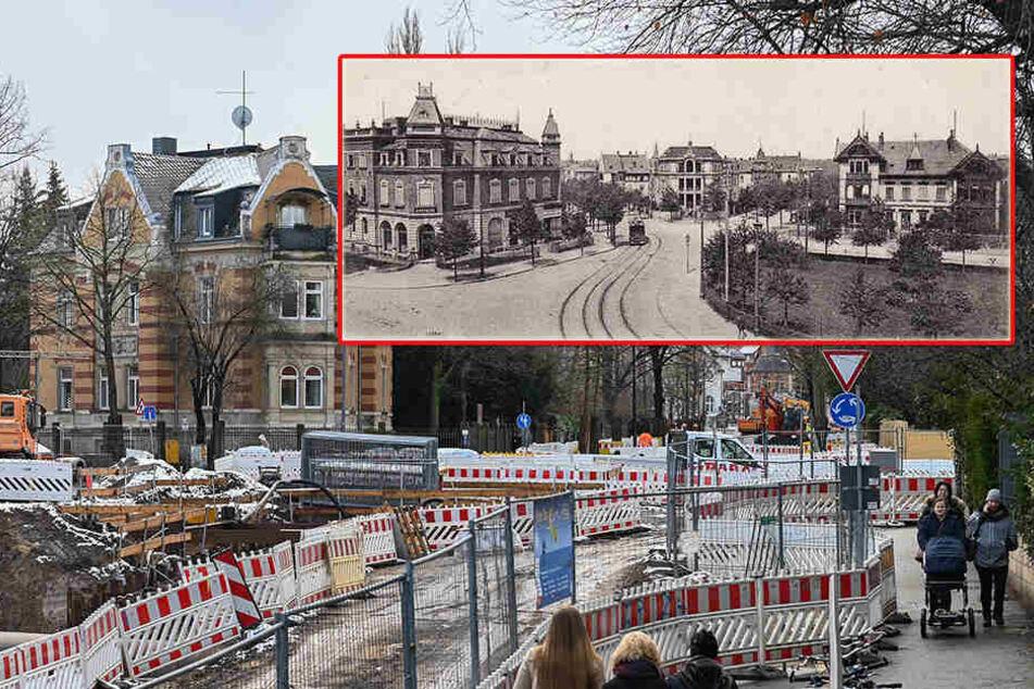 Nach 122 Jahren! Letzte Bahnfahrt auf der Wasastraße