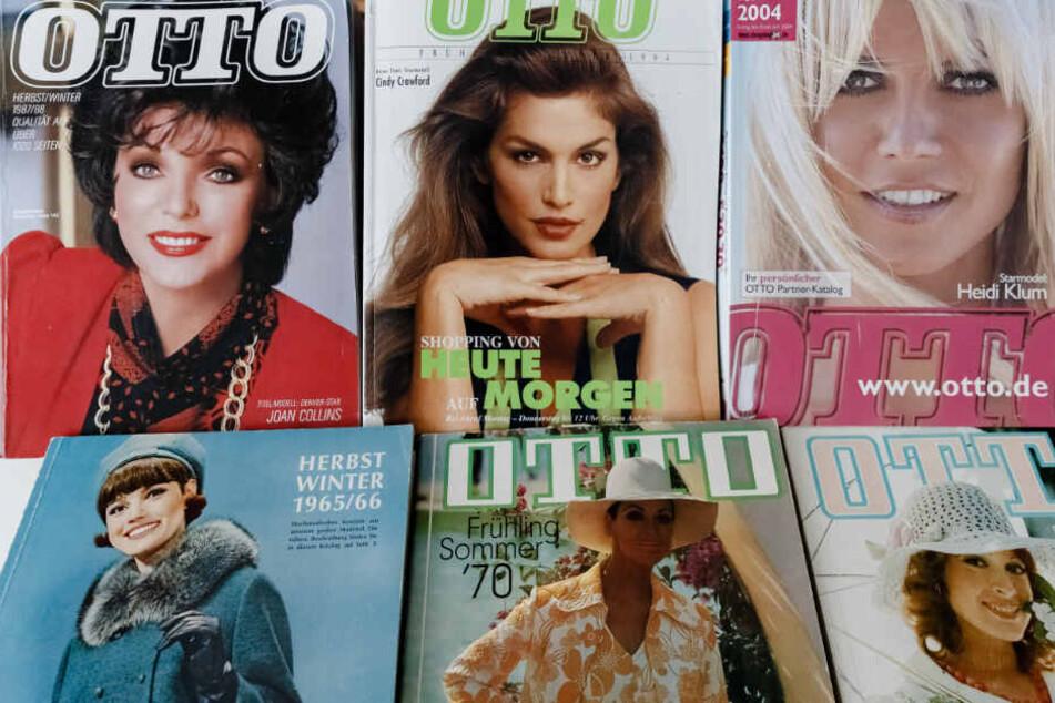 Der große Otto-Katalog wurde mittlerweile eingestellt, es gibt aber weiterhin Prospekthefte. (Archivbild)