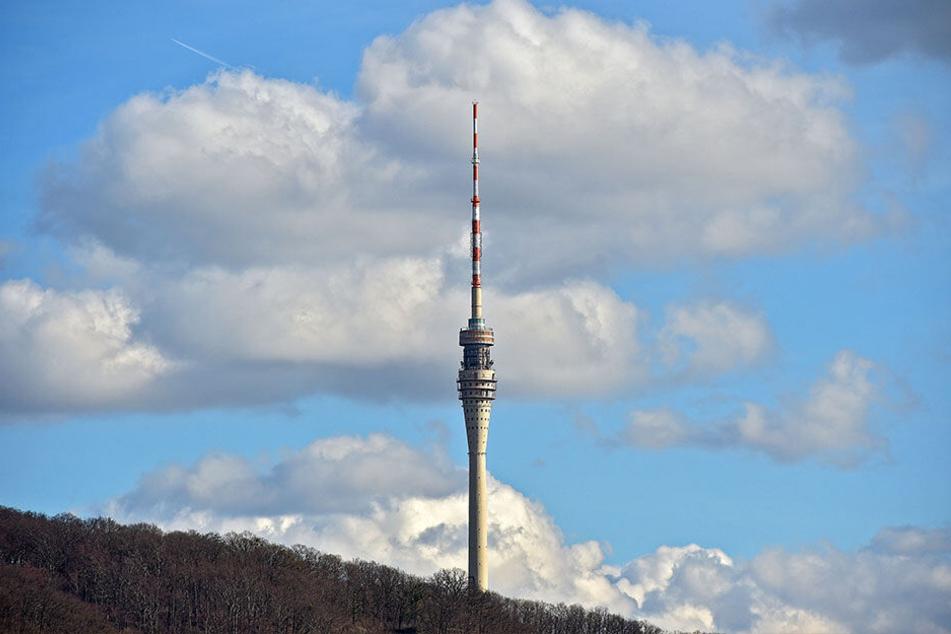 Dresdner Fernsehturm - wackelt das Eröffnungsprojekt schon wieder?