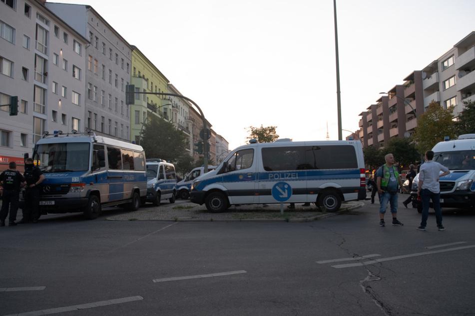 Nach Clan-Schießerei in Schöneberger Hinterhof: Drei Männer vor Gericht