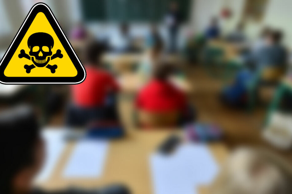 Höllischer Gestank im Klassenzimmer: Schüler muss ins Krankenhaus