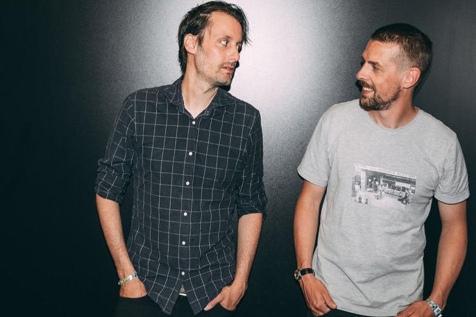 Mark Tavassol und Klaas Heuer-Umlauf alias Gloria kommen am 27.01.2018 in den Alten Schlachthof.