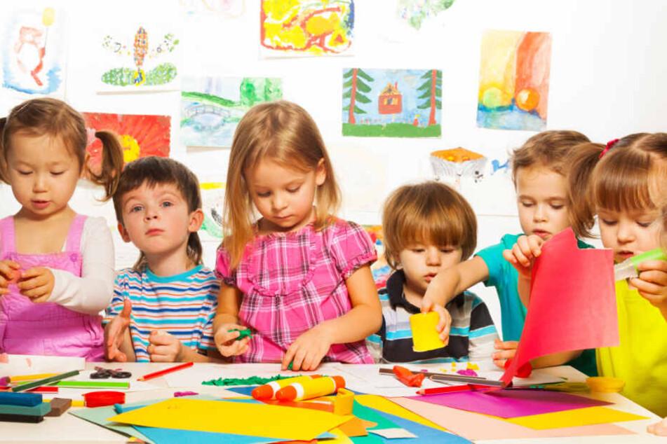 Mit einer völlig unpassenden Erziehungsmethode sahen sich Kinder in einem chinesischen Kindergarten konfrontiert (Symbolbild).
