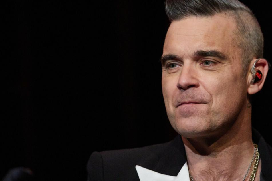 Robbie Williams plant Galerie mit Club in Berlin und neue Band