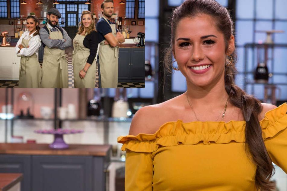 """Nach viel Lob und zwei Auszeichnungen als """"Bäckerin der Woche"""" gilt Sarah Lombardi als Favoritin."""