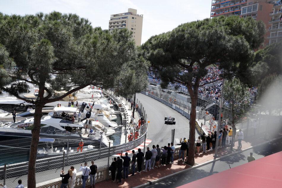 Mercedes-Pilot Lewis Hamilton aus Großbritannien verlor seine WM-Führung.