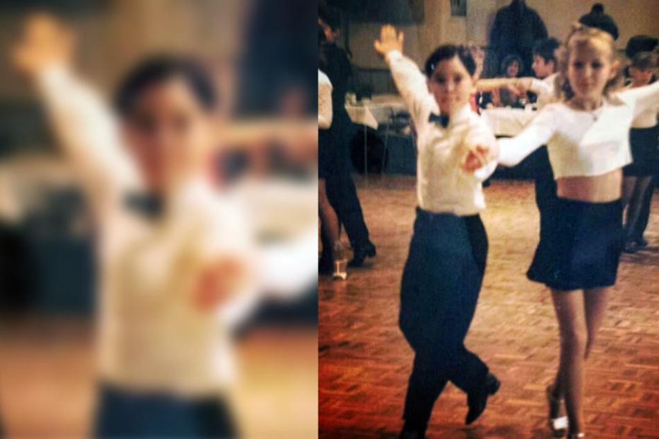 Mit acht Jahren fing die Karriere als Profi-Tänzer bei Erich Klann an.