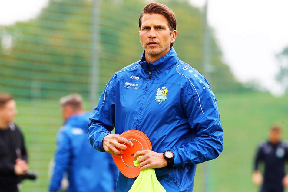 Patrick Glöckner feiert seine Heimpremiere als CFC-Trainer.