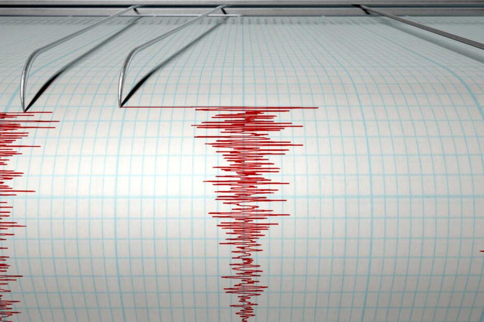 Am Donnerstagvormittag erschütterten mehrere Erdbeben das Vogtland.