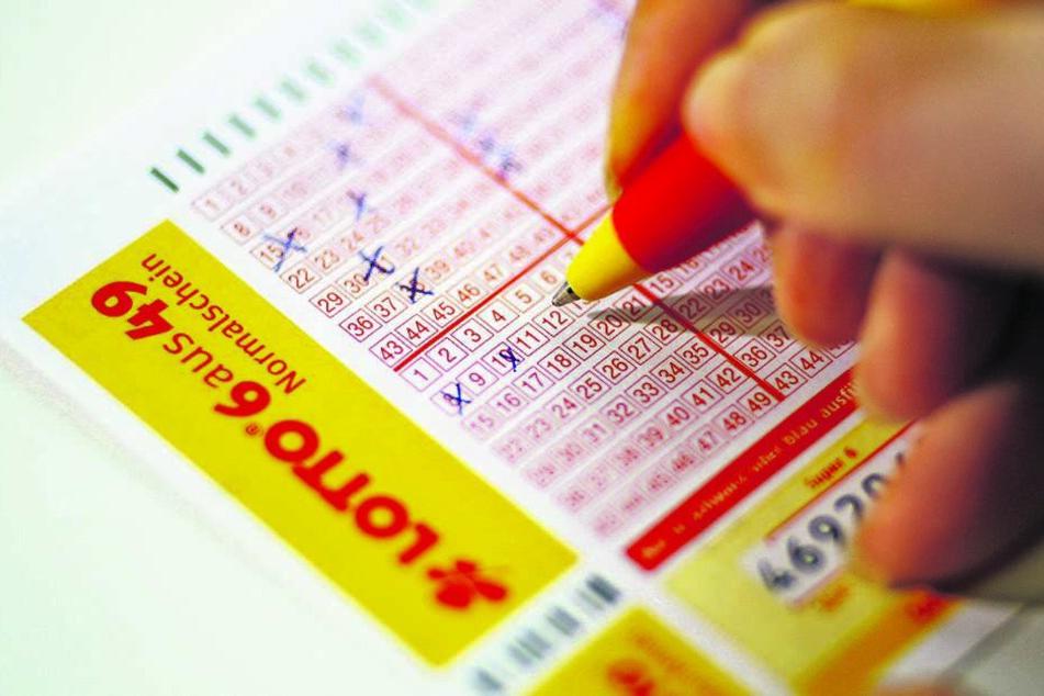 Sieben Millionäre in diesem Jahr: Geldregen für Sachsens Lottospieler