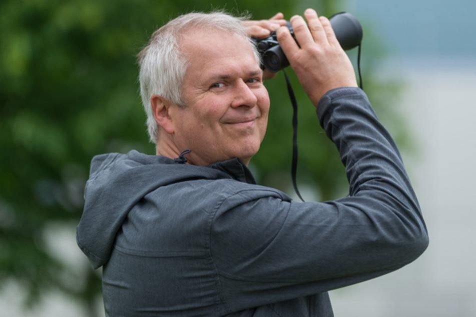 Harald Wolf (52), Mitarbeiter in der unteren Naturschutzbehörde des Umweltamtes.