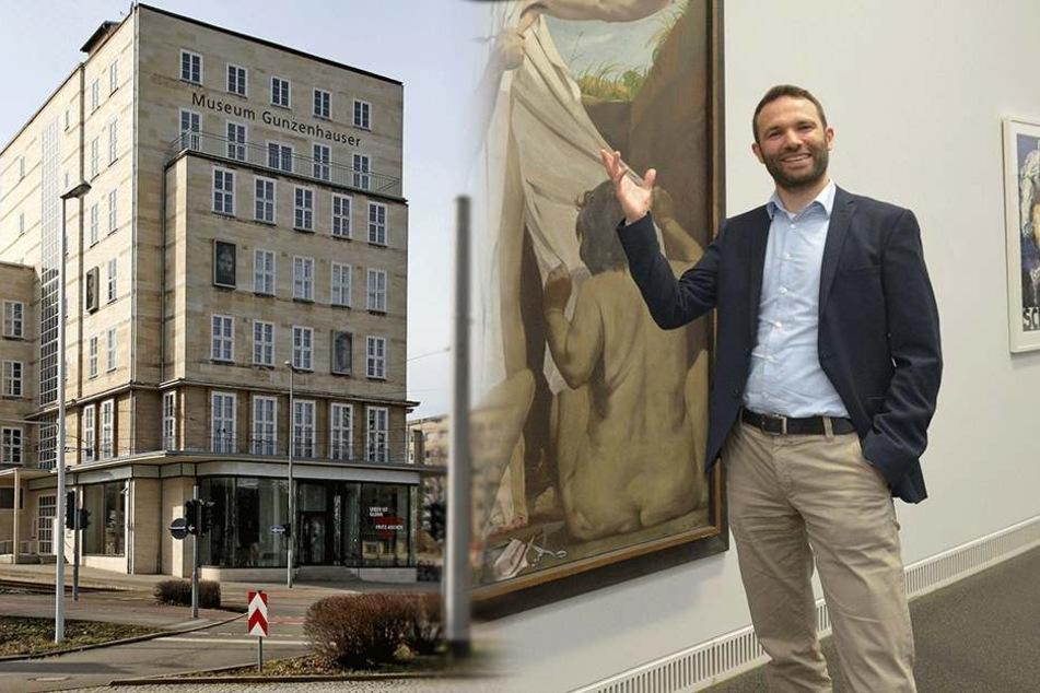 Unterhaltsamer Rückblick: Museum Gunzenhauser feiert Jubiläum