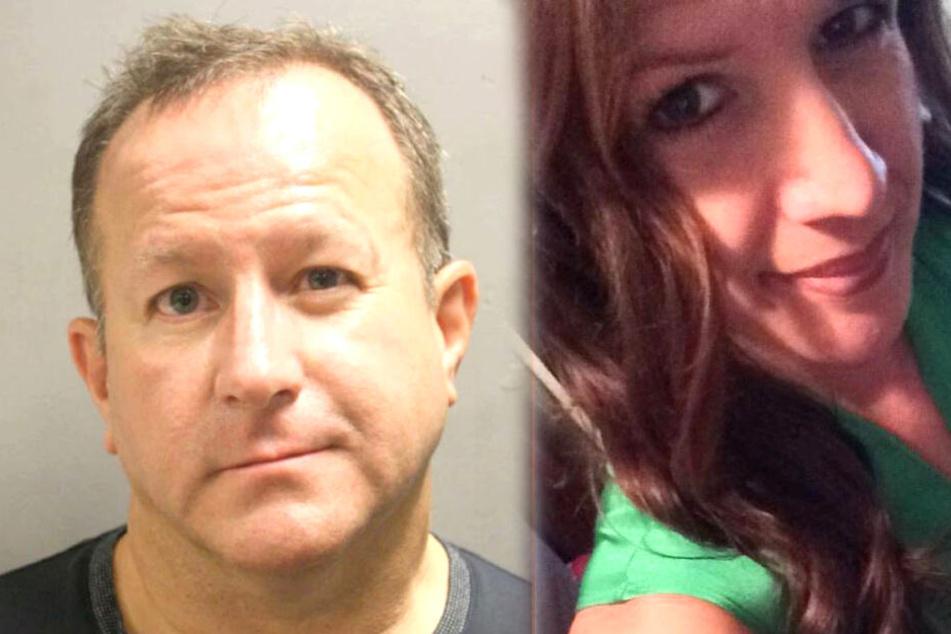 Albert Benjamin Simon (52) hat das Leben von Carolee Dawn Taylor (46, rechts) auf dem Gewissen.