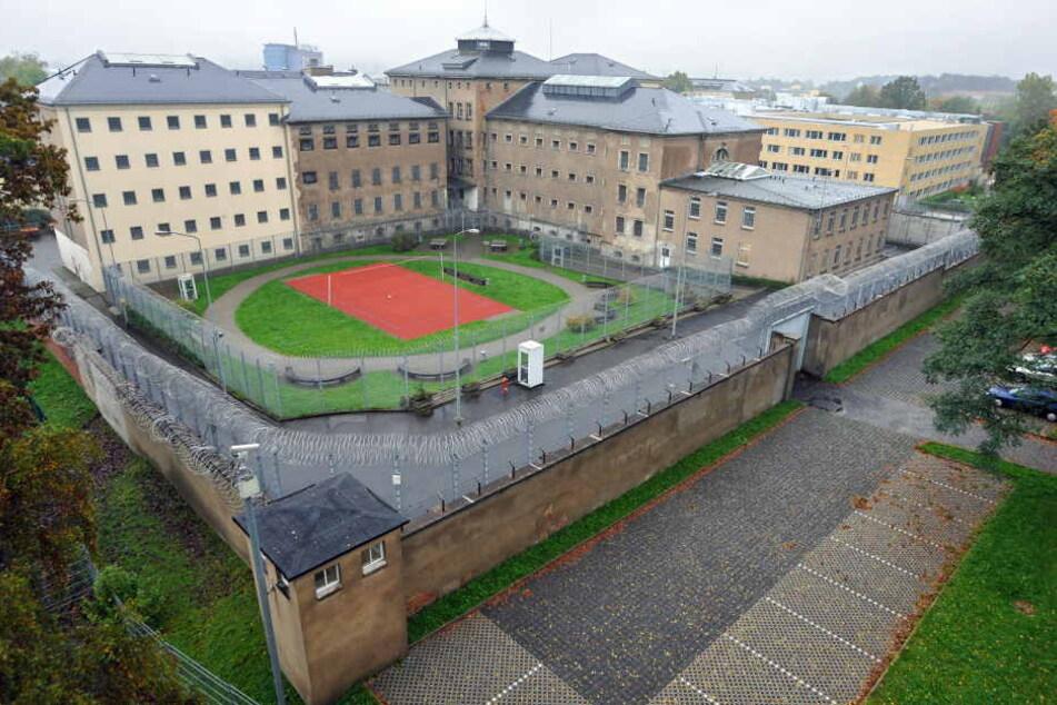 Die Gefängnisanlage steht zum Verkauf.