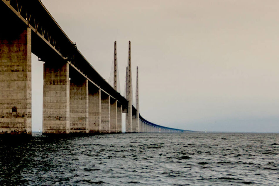Die Brücke wurde am 1. Juli 2000 dem Verkehr übergeben. Die Gesamtlänge des Brückenzuges beträgt 7845 Meter.