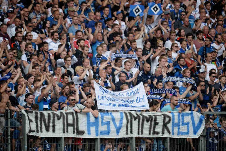 HSV-Fans dürfen sich auf ein spannendes Auftakt-Spiel freuen.
