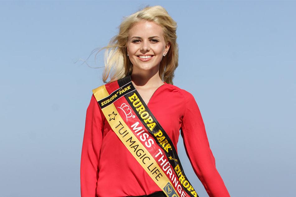 Victoria (20) möchte Miss Earth werden.