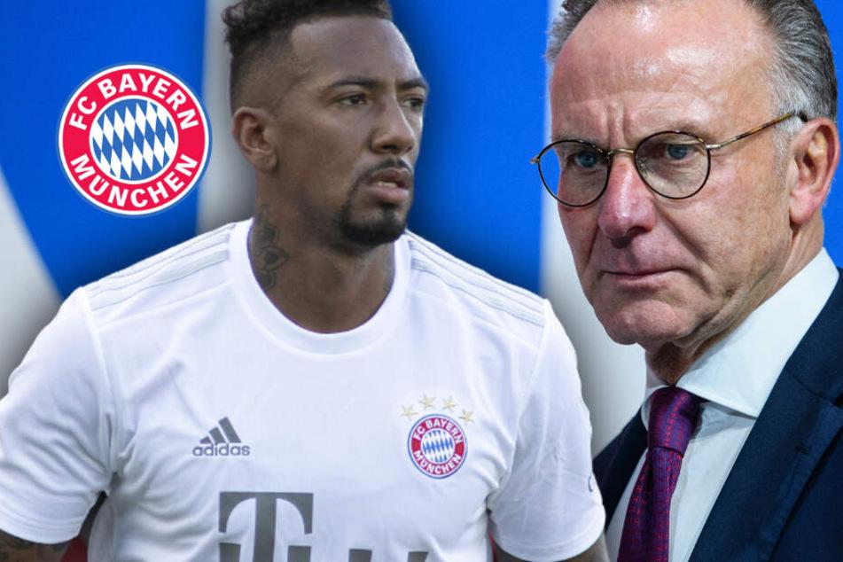 USA-Reise des FC Bayern München: Rummenigge zeigt sich zufrieden, Lob für Boateng