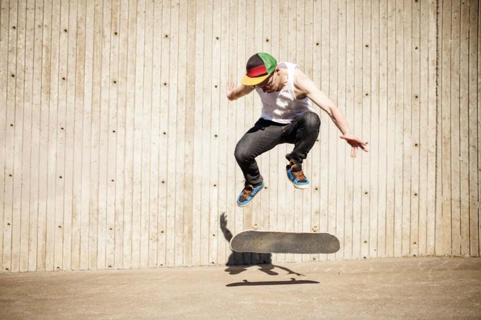Geeignete Anlagen, an denen Dresdens Skateboardfahrer ihre Tricks üben können, gibt es bislang kaum.