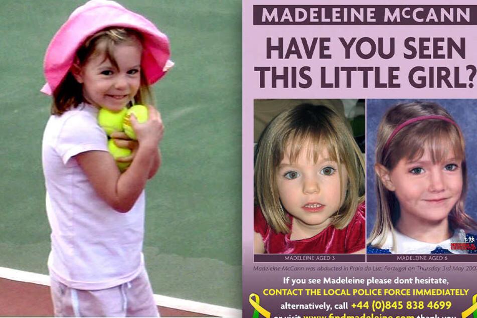 Seit zehn Jahren wird die kleine Madeleine vermisst.