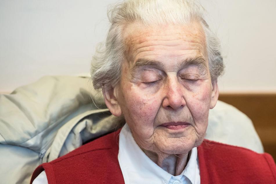 Wird Holocaust-Leugnerin Haverbeck jetzt verknackt?