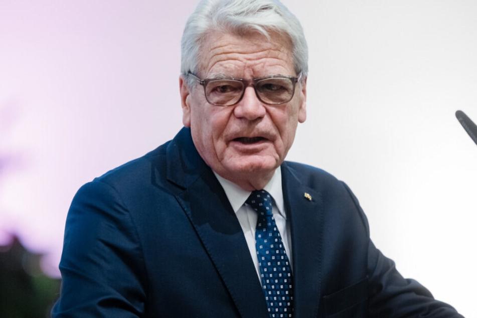 Joachim Gauck ist mit einem Segelkutter gekentert.