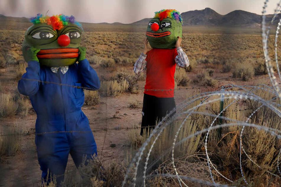 """Sturm auf Area 51? """"Verrückte Typen"""" nähern sich Sperrzone!"""