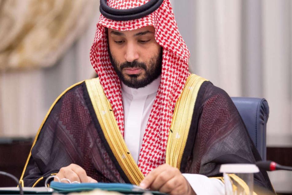 Steckt Kronprinz Mohammed bin Salman hinter dem Hacker-Angriff?