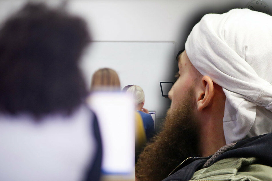 Auch aus der Gitarren-AG wollte der Salafist seinen Sohn nehmen. (Symbolbild)