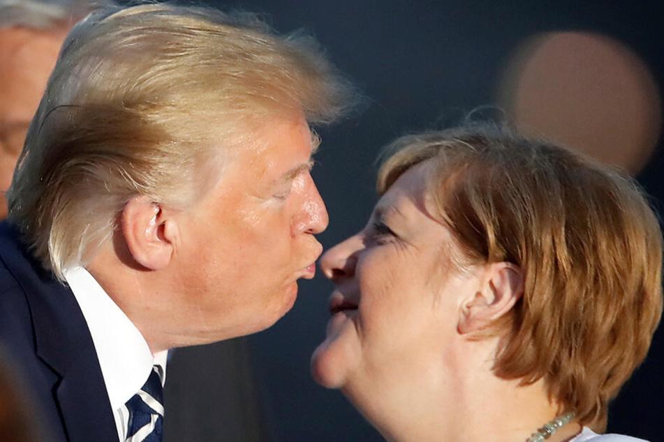 """""""Habe Deutsches in meinem Blut"""": Trump will endlich nach Deutschland kommen"""