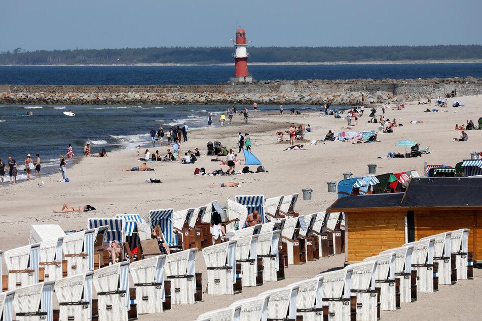 In Mecklenburg-Vorpommern ist die Corona-Inzidenz auf 9,4 gesunken.