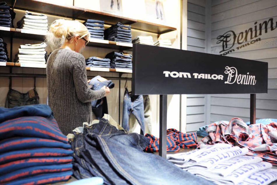 Die Geschäfte in den Läden von Tom Tailor liefen in den vergangenen Jahren eher schlecht.