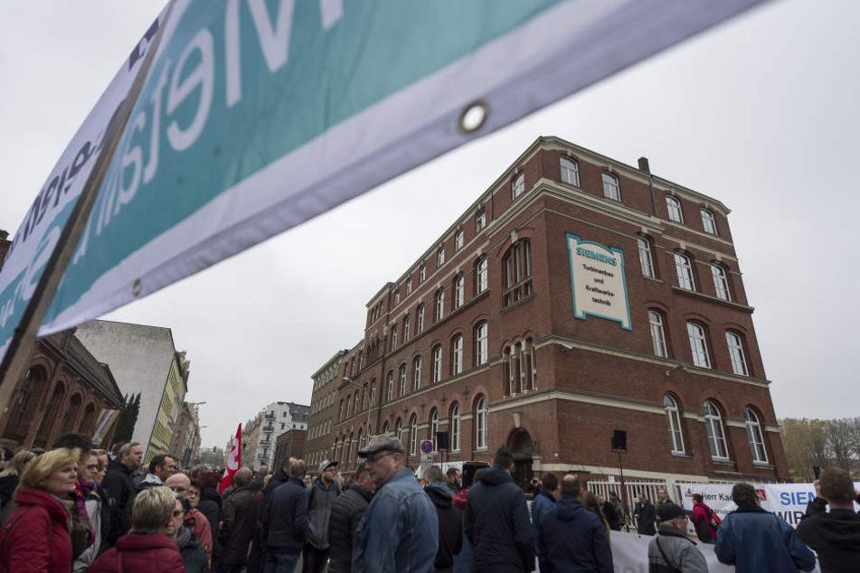 Gibt es doch noch Hoffnung für das Görlitzer Siemens-Werk?
