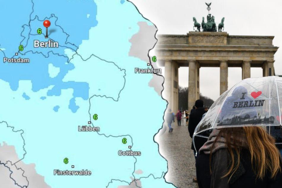 Trübe Aussichten: So wird das Wetter in Berlin und Brandenburg am Wochenende