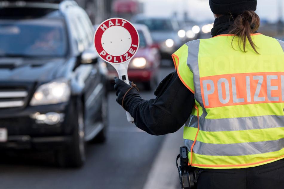 Der Bundespolizei ist in Bayern durch Zufall ein kleiner Coup gelungen. (Symbolbild)
