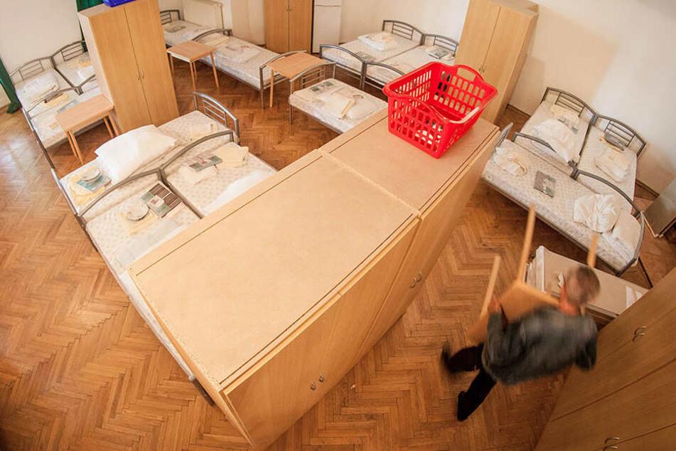 In Dresden kommen immer weniger Flüchtlinge an. Deshalb gibt die Stadt tausende Wohnungen auf.